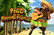 Paco And Popping Peppers играть онлайн